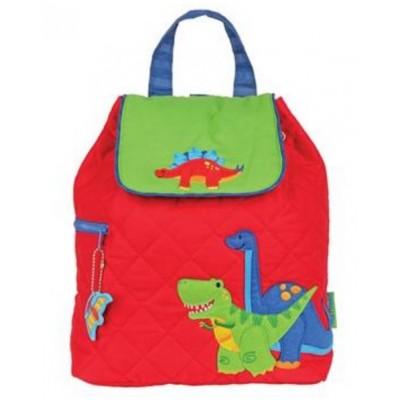 Childrens Personalised Backpack-Dinosaur Design