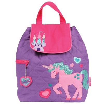 Childrens Personalised Backpack-Unicorn Design
