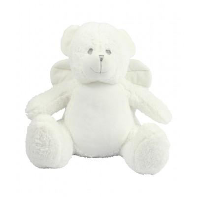Personalised White Angel Teddy Bear