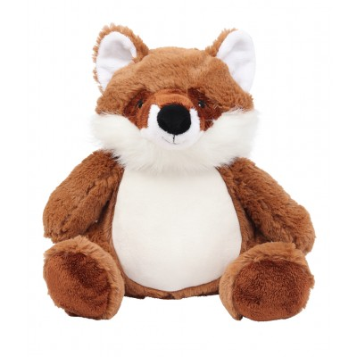 Personalised Fox Teddy Bear