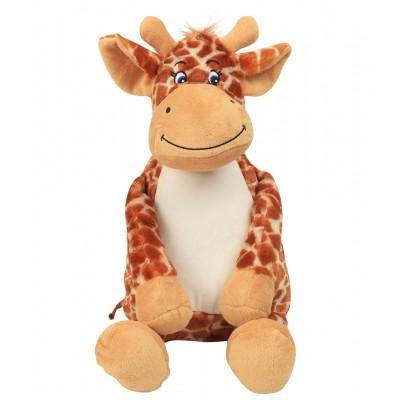 Personalised Giraffe - Teddy Bear
