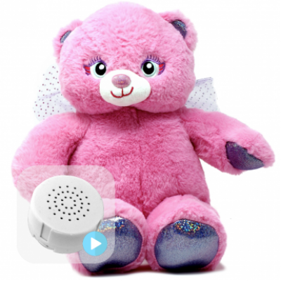 Winged Angel Heartbeat Bear