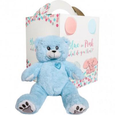 Little Prince Gender Reveal Bear