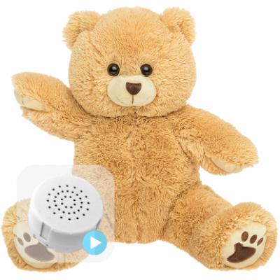 Scruffy The Heartbeat Bear