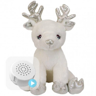 Heartbeat Bear Sparkle The Reindeer